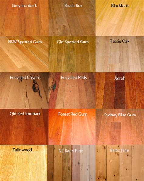 floating floor colours various timber species timber samples pinterest woods and house