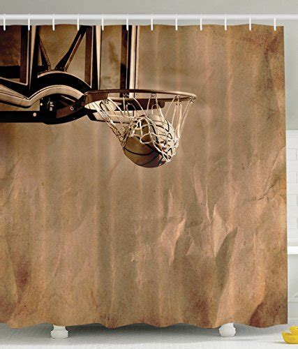 basketball shower curtain themed shower curtains add pizzazz to any bathroom