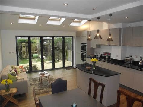 kitchen diner lighting ideas extensions rowhedge restorations