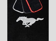 Ford Mustang Floor Mats Running Pony