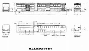 The Orion Iii Ikarus Articulated Bus