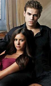 Best TV Couples Ever   Vampire diaries seasons, Vampire ...