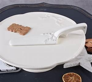 Tortenplatte Mit Fuß Porzellan : kuchenplatte mit fu servierplatte tortenplatte kuchenst nder kuchenplatte weiss ebay ~ Eleganceandgraceweddings.com Haus und Dekorationen