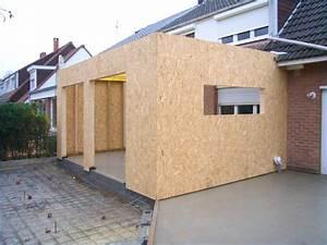 Prix M2 Extension Maison Parpaing : extension bois maison prix ~ Melissatoandfro.com Idées de Décoration