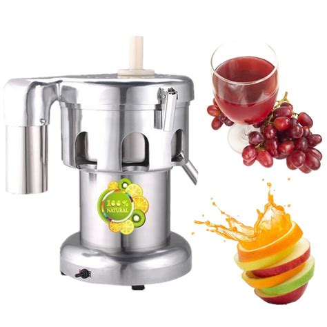 orange juice juicer electric machine squeezer commercial fruit press extractor steel stainless vegetable a2000 juicers