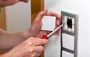 Montage Prise Electrique : branchement d 39 un interrupteur ~ Melissatoandfro.com Idées de Décoration