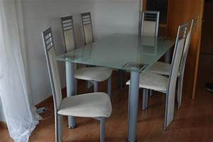 Esstisch Mit Milchglasplatte : glastisch esstisch neu und gebraucht kaufen bei ~ Markanthonyermac.com Haus und Dekorationen