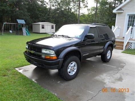 Buy Used Chevrolet Blazer Black Miles