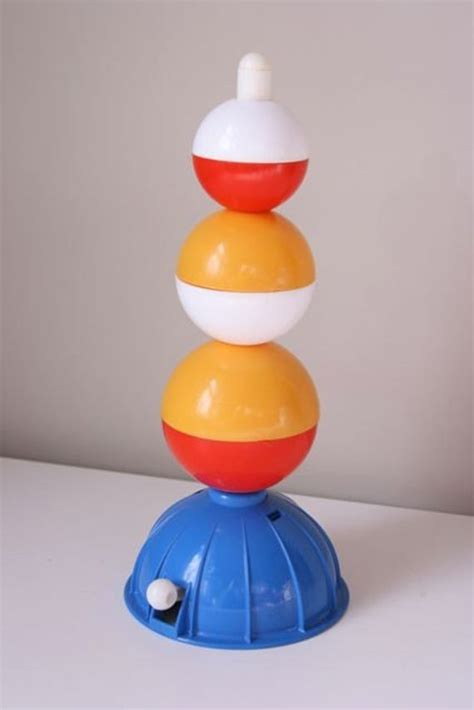 vintage discovery toys stack  pop