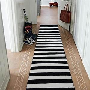 Teppich Schwarz Weiß Gestreift : modernen l ufer sketch f758 creme schwarz gestreift breite 80 100 120cm ebay ~ A.2002-acura-tl-radio.info Haus und Dekorationen