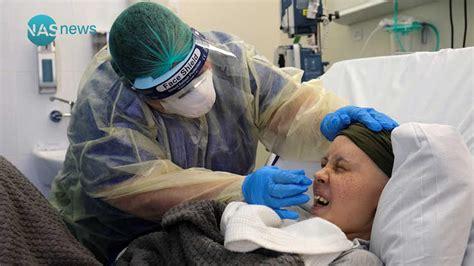 وتقول منظمة الصحة العالمية إن فترة حضانة الفيروس تصل. 'شبيه بفحص الحمل'.. اختبار جديد لكشف كورونا في دقائق