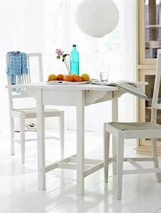 Küchentisch Kleine Küche : know how ein kleiner essplatz f r kleine r ume bild 18 sch ner wohnen ~ Watch28wear.com Haus und Dekorationen