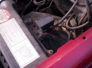 Recently My F350 460 Efi Trucks Engine Compartment Became