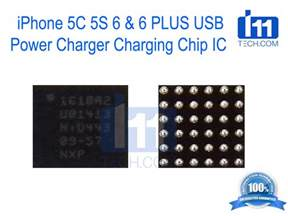 iphone 6 6 plus usb not charging u2 u1700 ic chip repair 3x usb power charger charging ic 1610a2 u2 bga chip for