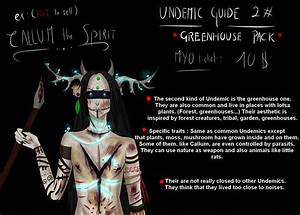 Undemic Guide 2   The Greenhouse   By Trashraccoon On