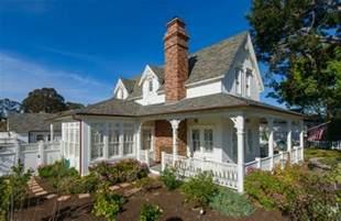 wrap around porch houses for sale napa farmhouse style home in california