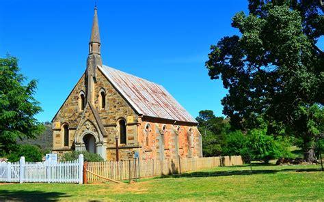 st pauls presbyterian church hill  nsw wallpaper