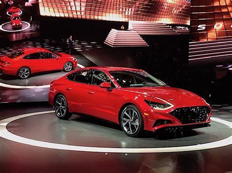 Hyundai Accord 2020 hyundai reveals revitalized eighth generation sonata