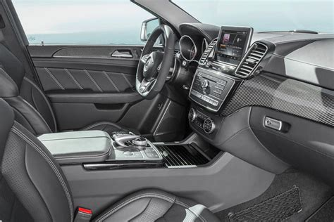 Amg variants are seriously quick. 2019 Mercedes-AMG GLE 63 Coupe Interior Photos | CarBuzz