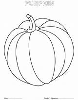 Coloring Pages Pumpkin Printable Gourd Vegetable Pumpkins Jumbo Vegetables Outline Colouring Sheets Template Clipart Books Thanksgiving Library Templates Popular Sheet sketch template