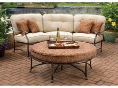 1000 images about patio furniture on curved