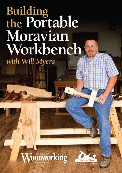 building  portable moravian workbench  goeruentueler