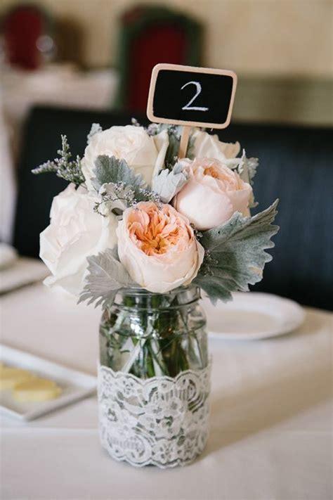 Tischdeko Mit Einmachgläsern by Hochzeitsdeko Mit Einmachgl 228 Sern Tischdekoideen