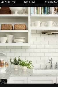 dark cabinets white subway tile backsplash and revere With kitchen colors with white cabinets with st louis cardinals wall art