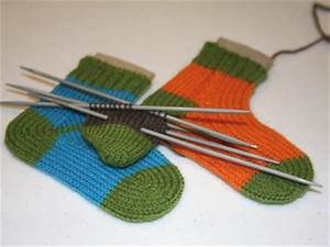 Socken Stricken Fr Anfnger L39immagine Della Bellezza