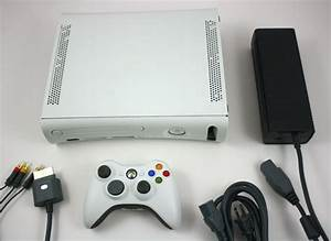 Xbox 360 Arcade System Console 512mb
