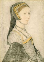Hans Holbein Portrait Drawings