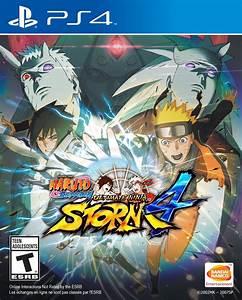 Naruto Shippden Ultimate Ninja Storm 4 Narutopedia