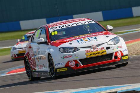 British Touring Car Championship - Rounds 4, 5 & 6 - MG ...