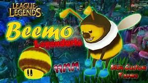 Beemo Legendario   Skin Custom Teemo   League of Legends ...