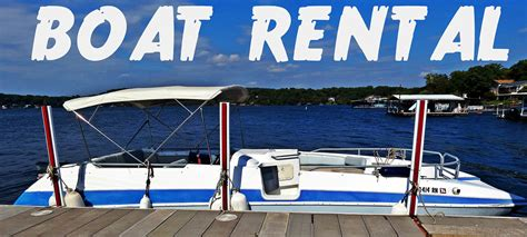 Lake Of The Ozarks Weekly Boat Rental by Boat Rentals Things To Do When Visiting In Beautiful