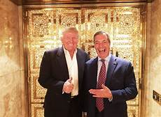 Farage lams UK Parliament speaker for Trump snub: 'The guy is a complete disgrace'
