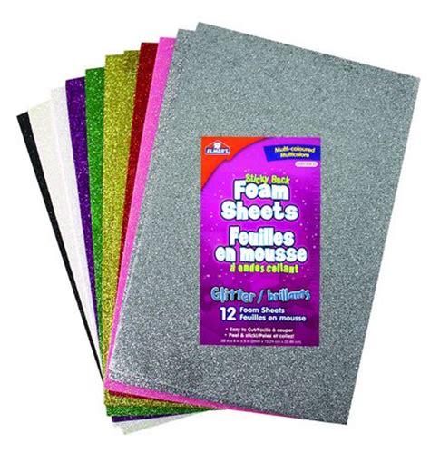 elmer s glitter foam sheets multi coloured walmart ca