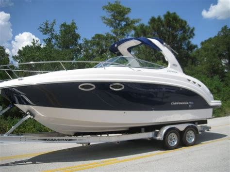 Chaparral Boats For Sale In Bc by New 2017 Chaparral 270 Signature Cruiser For Sale
