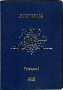Australian, Passport