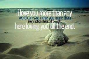 I Love You More Than Words Can Say Quotes Ialoveniinfo