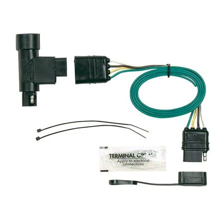 hopkins towing solution 40105 plug in simple vehicle to