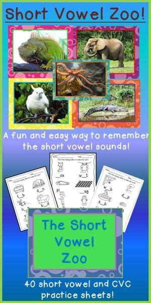 students learn  short vowel sounds  create  motion