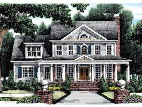 modern colonial house plans modern colonial house plans colonial house plans reflect