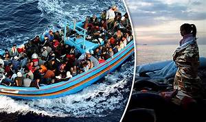 Un  Seven Out Of 10 Migrants Crossing To Europe Are Not