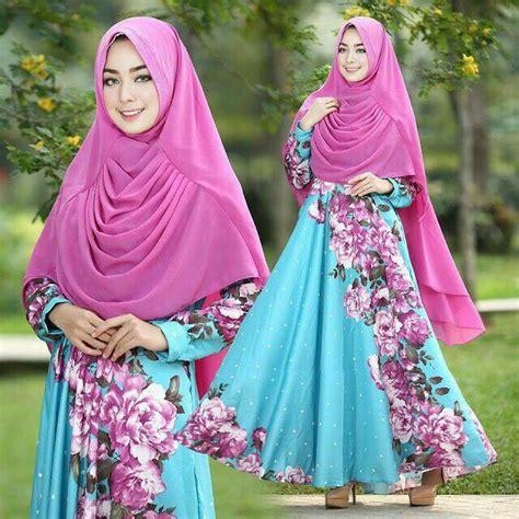 miftah shop supplier tangan pertama baju gamis syari
