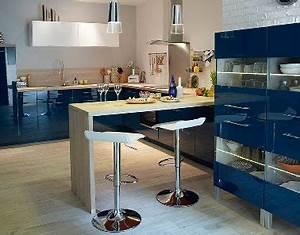 Bleu De Travail Castorama : la cuisine ouverte inspire les collections ikea et castorama ~ Dailycaller-alerts.com Idées de Décoration