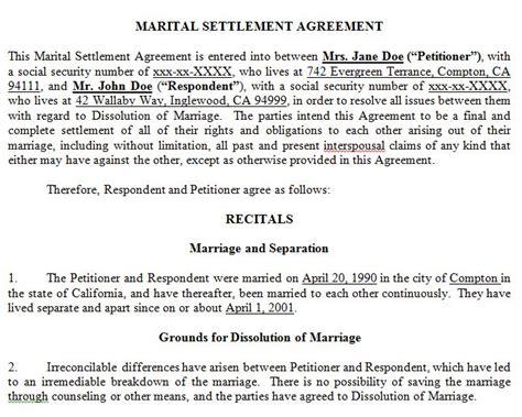marital settlement agreement jooglaw