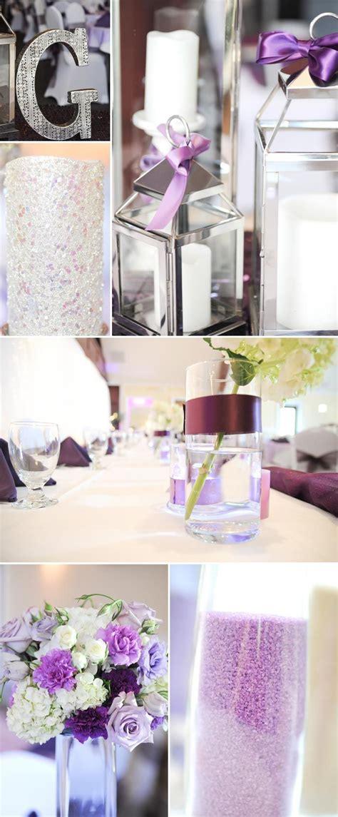 Blumen Hochzeit Dekorationsideenblumen Hochzeit Deko In Lila by Hochzeit Flieder Tischdekoration Zur Hochzeit
