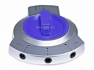 3x1 Optical Audio Toslink Bi