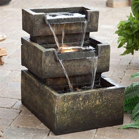 cascate da interno fontane interno fontane fontane per interno